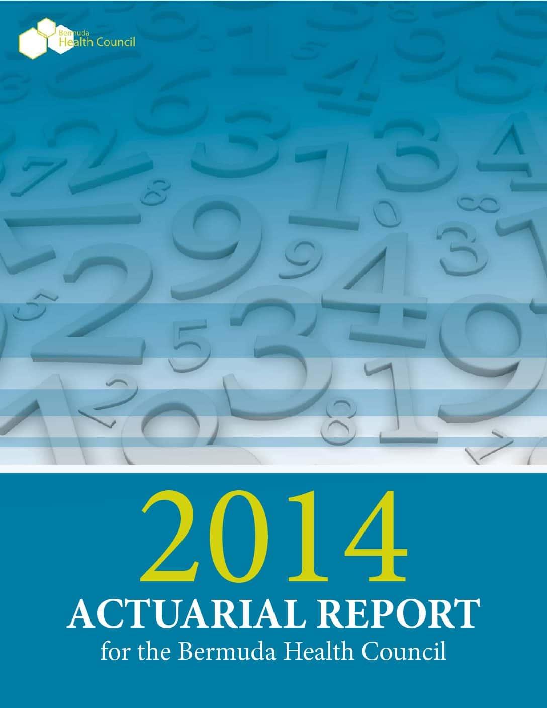 2014 Actuarial Report