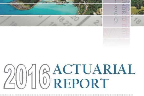 2016 Actuarial Report