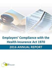 2016 Employer Compliance Annual Report