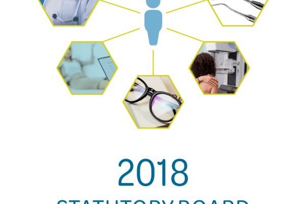 The 2018 Health Statutory Boards Self-Assessment Report